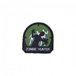 PATCH IN PVC ZOMBIE HUNTER