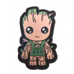 PATCH GROOT PVC 3D -  TOWER COMPANY