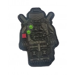 PATCH  MILITARE LEGO PVC 3D - TOWER COMPANY