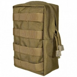 FLYYE VERTICAL VERSATILE ULTILITY POUCH CON SISTEMA MOLLE.